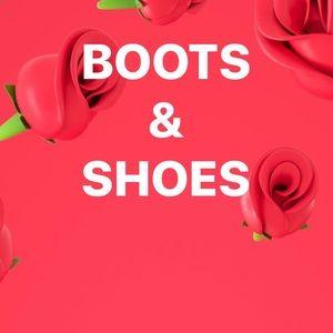 Shoes - Boots & Shoes